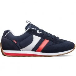 PULSE EVO navy/white/red