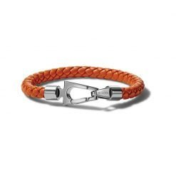 MARINE STAR (TALLA M) silver orange