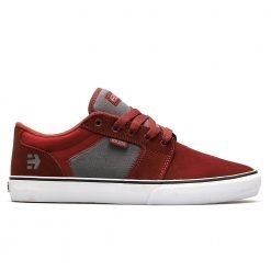 BARGE LS red grey