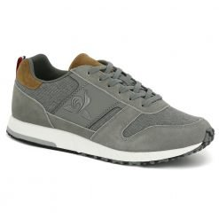JAZY CLASSIC grey denim/tan