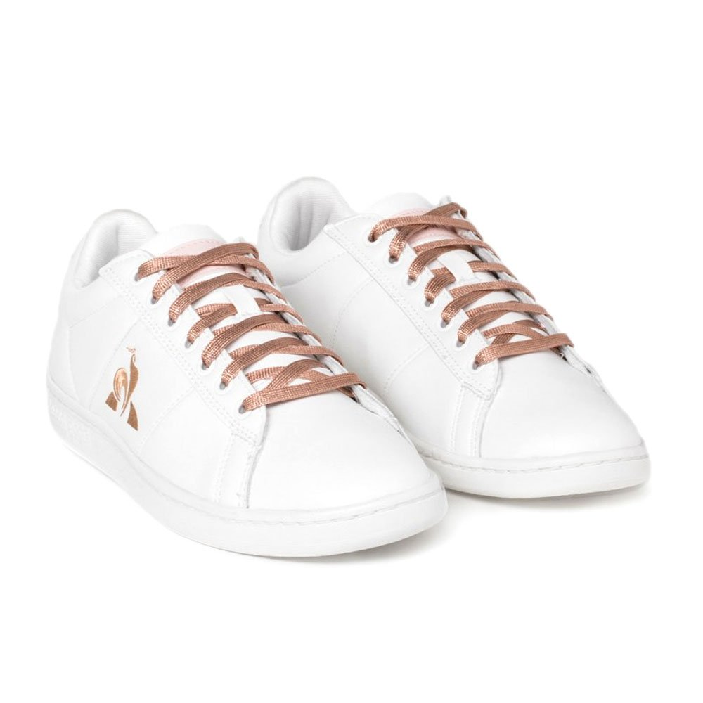 COURT CLASSIC W optical white/cloud pink