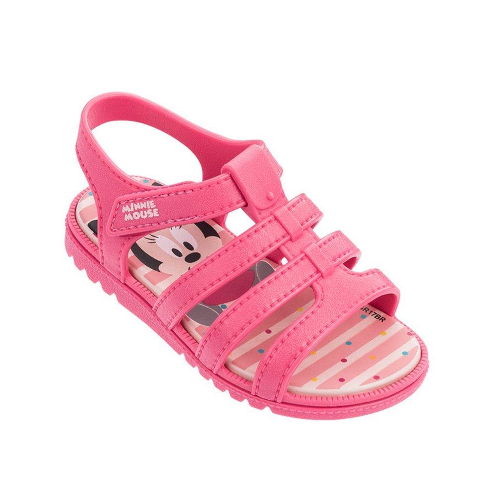 MICKEY E MINNIE DESMONTA BABYBABY pink/pink