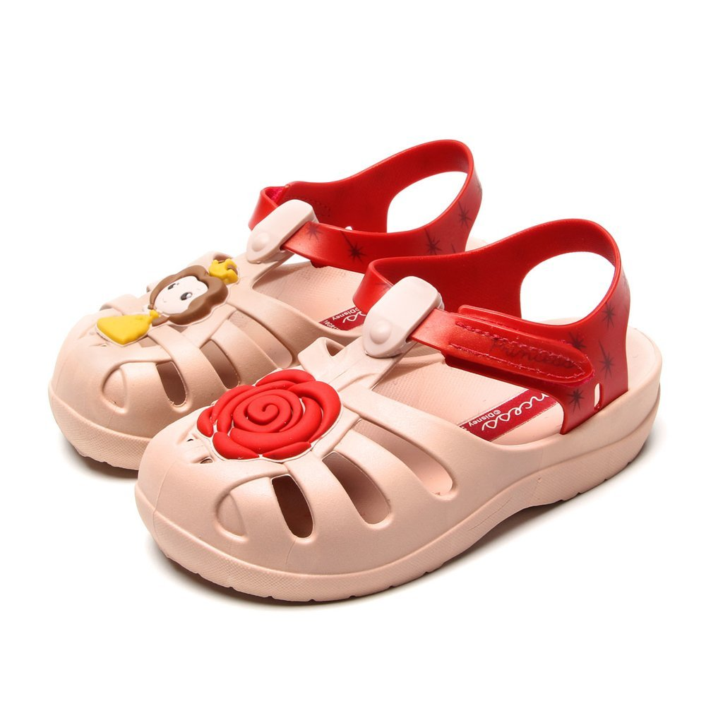 SANDALIA SOFT BABY pink/red