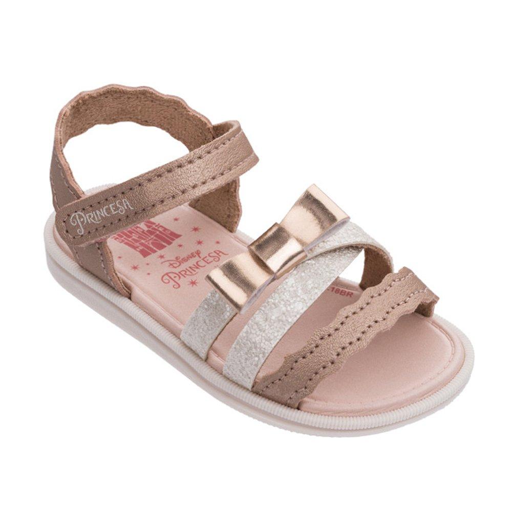 DISNEY PRINCESAS SPARKLE beige/pink