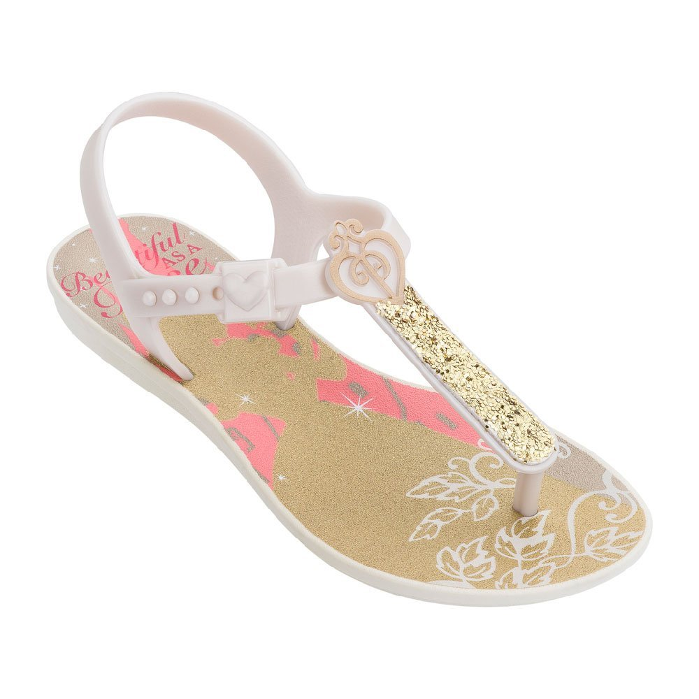 DISNEY PRINCESAS PARTY KD beige/gold