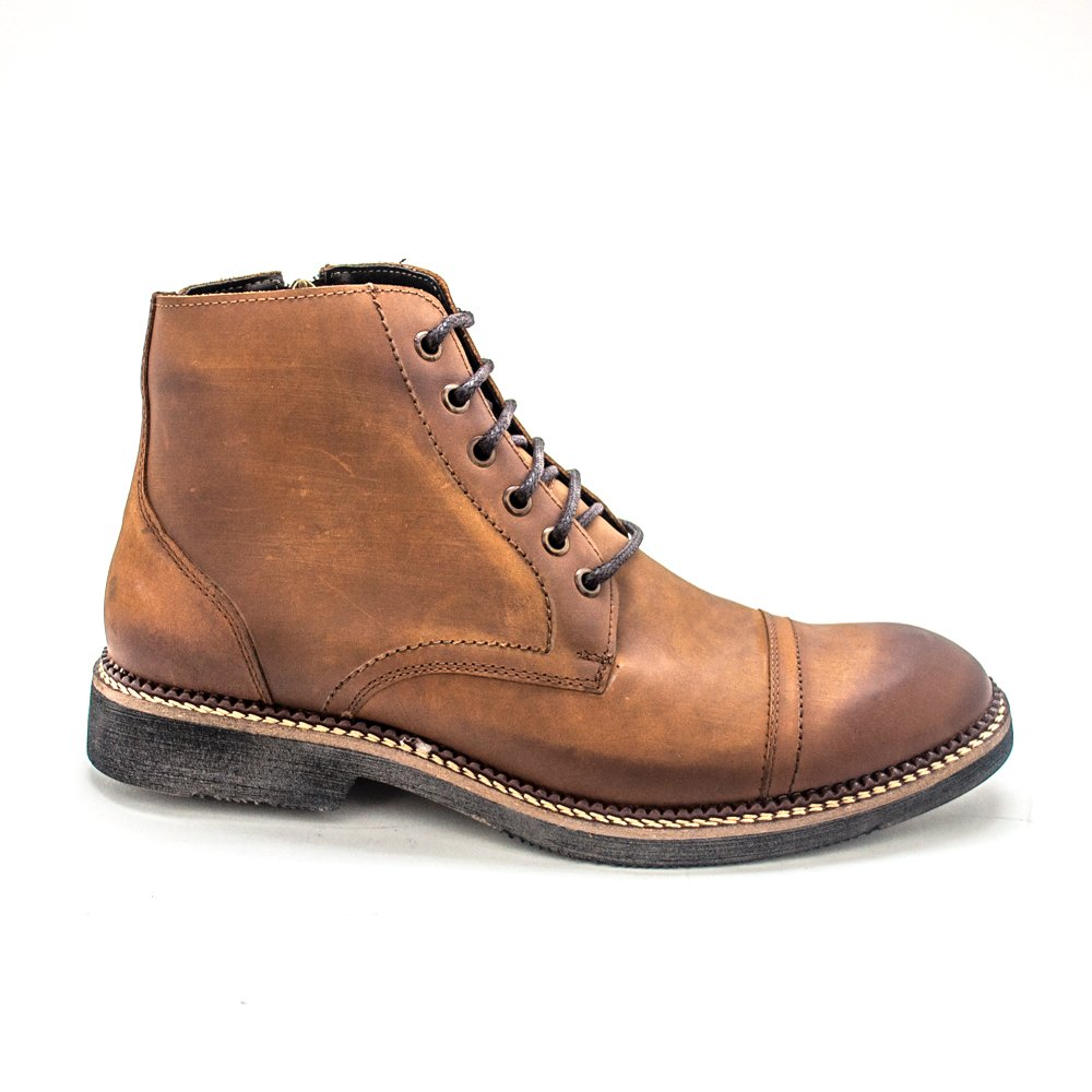 OVERLAND BOOT brown