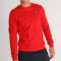 ESS CREW SWEAT N°2 M pur rouge