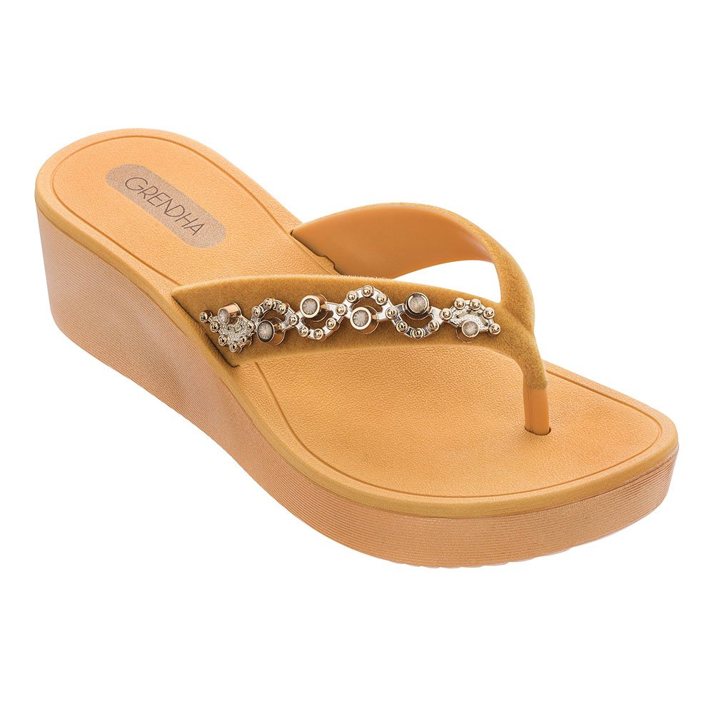 GADIBA WEDGE II FEM yellow/ yellow