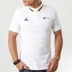RENAULT FANWEAR 20 POLO SS M new optical white