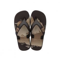 DAKAR THONG KIDS brown