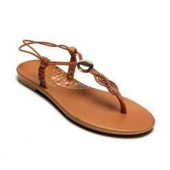 CACAU FLOREAR SANDAL brown