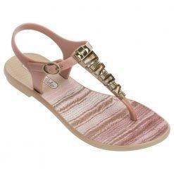JEWELL II SA beige/brown/pink