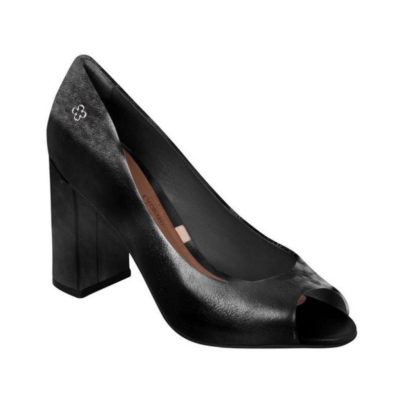 MESTICO GIORNO preto leather