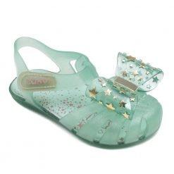 FANTASIA SAND BABY green glitter