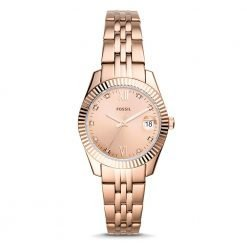 SCARLETTE MINI ACERO rose gold