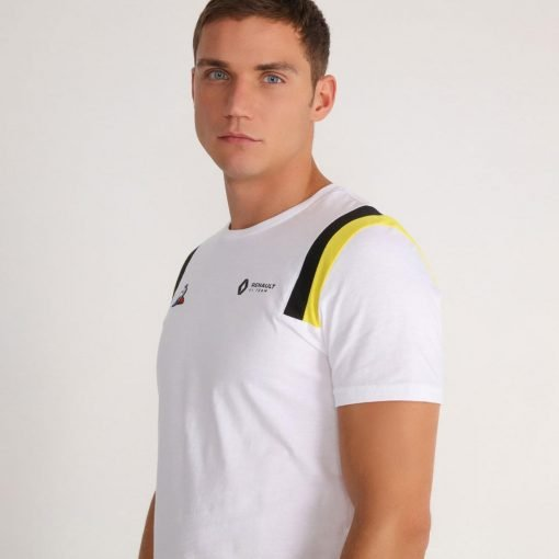 RENAULT FANWEAR 20 TEE SS M new optical white
